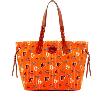 Dooney & Bourke MLB Nylon Orioles Shopper - A281679