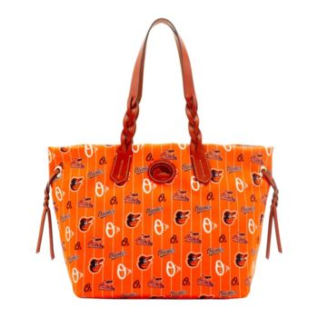 Dooney & Bourke MLB Nylon Orioles Shopper
