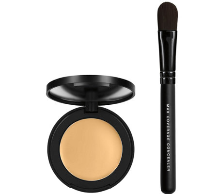 bareMinerals Ready. Set. Correct. Well-Rested Cream & Brush