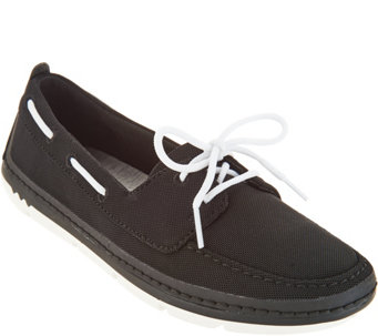CLOUDSTEPPERS by Clarks Lightweight Boat Shoes- Step Maro - A302979