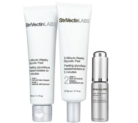 StriVectin LABS Glycolic Peel and LABS Treatment Oil Duo