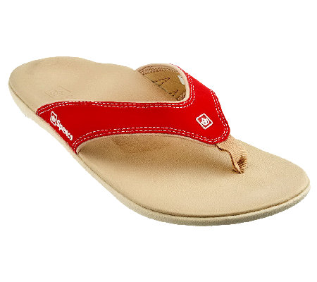 Spenco Orthotic Thong Sandals - Yumi