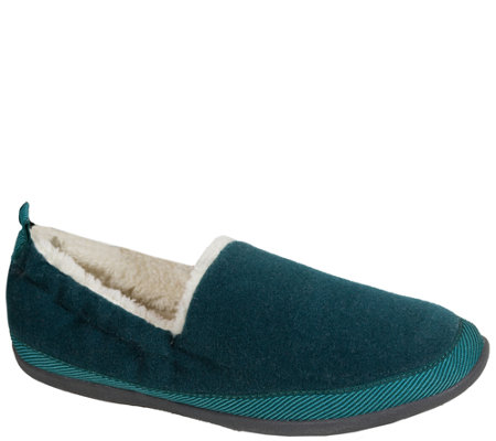 Hush Puppies Wool Blend Slippers - Tassel