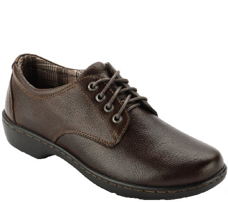Eastland Lace-up Leather Oxfords - Alexis