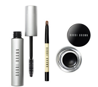 Bobbi Brown Smoky In Seconds Set - A339579