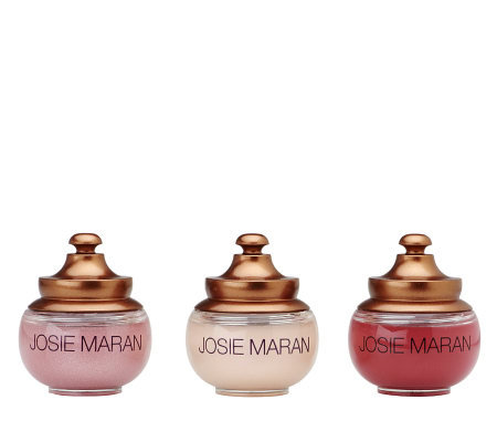 Josie Maran Argan Lip Treatment Trio