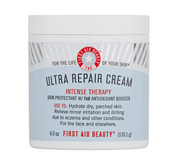 First Aid Beauty Ultra Repair Cream, 6 oz - A242980