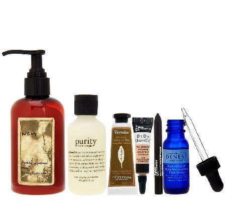 QVC Beauty Customer Choice Award Winner 6-pc Collection - Page 1 ...