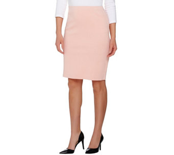 Linea by Louis Dell'Olio Whisper Knit Skirt - A273880