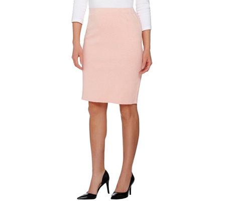 Linea by Louis Dell'Olio Whisper Knit Skirt