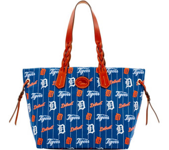 Dooney & Bourke MLB Nylon Tigers Shopper - A281680
