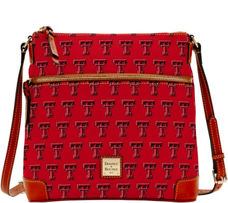Dooney & Bourke NCAA Texas Tech University Crossbody