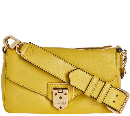 """As Is"" Aimee Kestenberg Leather Crossbody - San Diego"