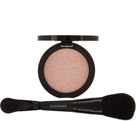 Algenist REVEAL Color Correcting Finishing Powder & Brush