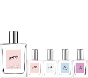 philosophy state of grace and love fragrance discovery set - A286080