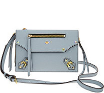 orYANy Pebble Leather Crossbody- Zaria - A289580
