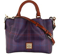 Dooney & Bourke Tiverton Plaid Mini Barlow Crossbody - A300480
