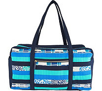 """As Is"" Vera Bradley Limited Edition Large Duffel - A301180"