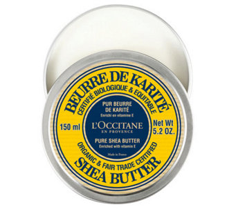 L'Occitane Pure Shea Butter Tin 5.2 oz - A323180