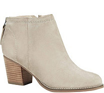 Sole Society Mid Heel Ankle Booties - Eloise - A357580