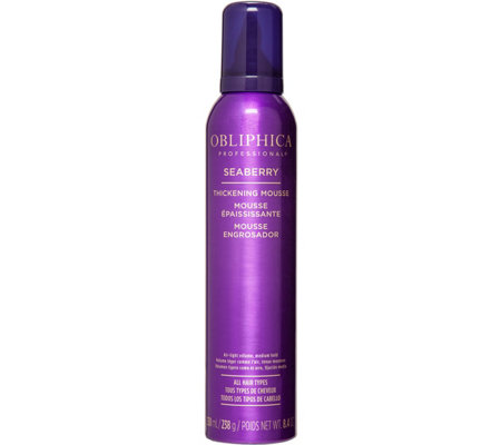 Obliphica Seaberry Thickening Mousse