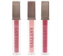 Gallany 3-piece Lip Gloss Kit - A359780