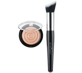 Laura Geller Baked Gelato Swirl Illuminator With Brush - A261481