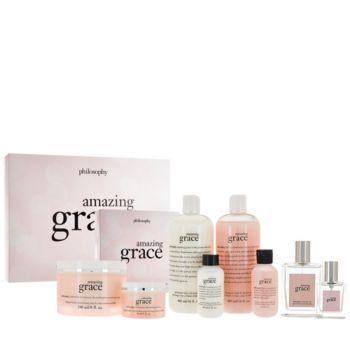 philosophy 8 piece grace & love fragrance collection