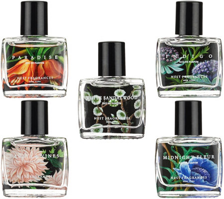 NEST Fragrances 5-pc Eau de Parfum Discovery Collection