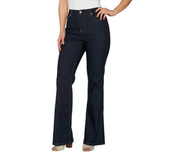 C. Wonder Regular Functional 5-Pocket Flare Leg Jeans - A278581