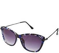 H by Halston Square Framed Sunglasses - A279981