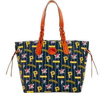 Dooney & Bourke MLB Nylon Pirates Shopper - A281681