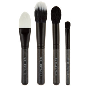 Fiona Stiles Pro Makeup 4-piece Brush Set - A286881