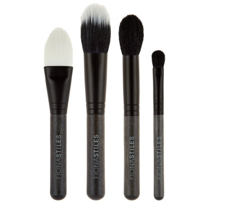 Fiona Stiles Pro Makeup 4-piece Brush Set
