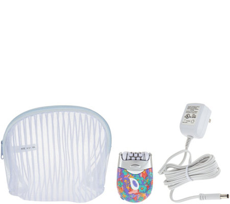 Emjoi eRase 60-Disc Precision Hair Removal Epilator