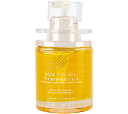 Lily Bioceuticals Face Energy Treatment Oil