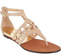 Vince Camuto Leather_Thong Flat_Sandals - Arlanian - A306381