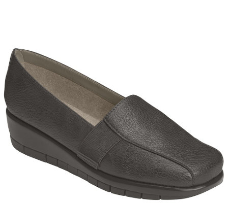 Aerosoles Stitch N Turn Loafers - Mainland