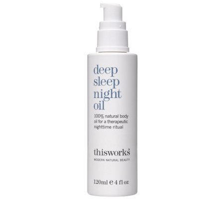 This Works Night Oil