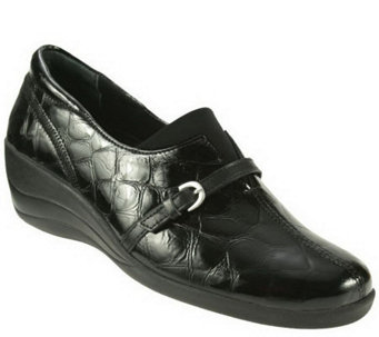 Spring Step Camelot Leather Loafers - A184882