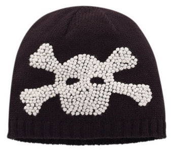 San Diego Hat Co Kid's Knit Skull Beanie - A204482