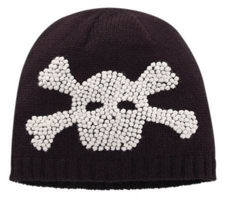 San Diego Hat Co Kid's Knit Skull Beanie
