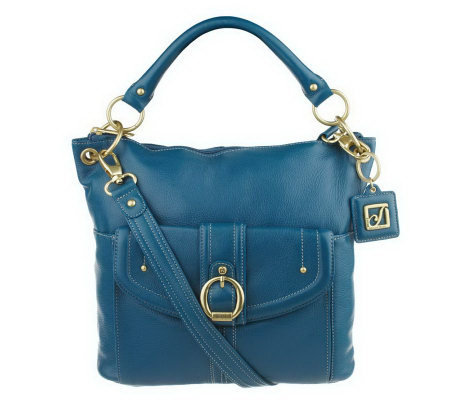 Stone Mountain Sophia Leather Convertible Shoulder Bag