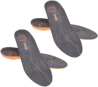 Vionic 2 Pack Relief Full Length Orthotic Inserts - A222082