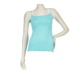Jockey No Panty Line Promise Camisole with Lace Trim - A223782