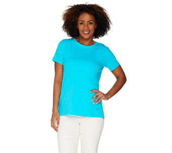 Linea Leisure by Louis Dell'Olio Short Sleeve Tee - A225482