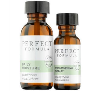 Perfect Formula Strong Nail Moisturize and Strengthen System - A243582