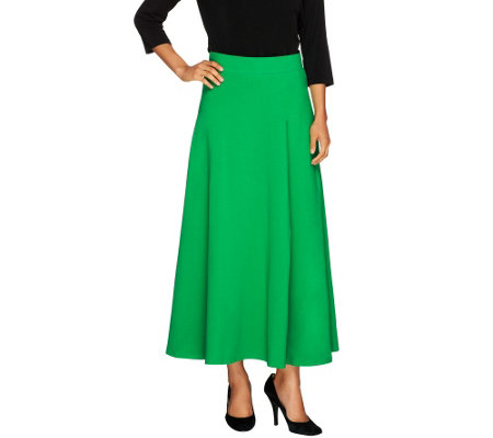 Liz Claiborne New York Petite Essentials Maxi Maxi Skirt