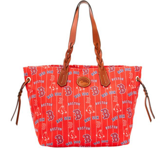 Dooney & Bourke MLB Nylon Red Sox Shopper - A281682