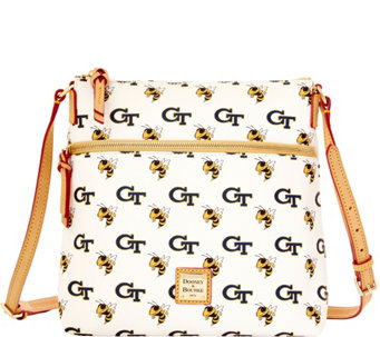 Dooney & Bourke NCAA Georgia Tech University Crossbody - A283182